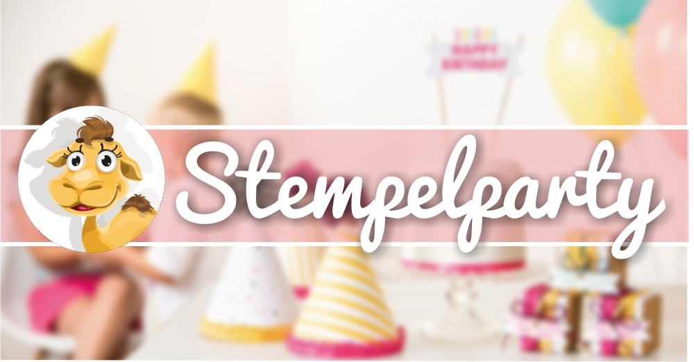 STEPELTIER STAMPIN UP STEMPELPARTY header