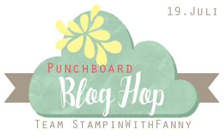 Punchboard Bloghop – Zoobabies in a box