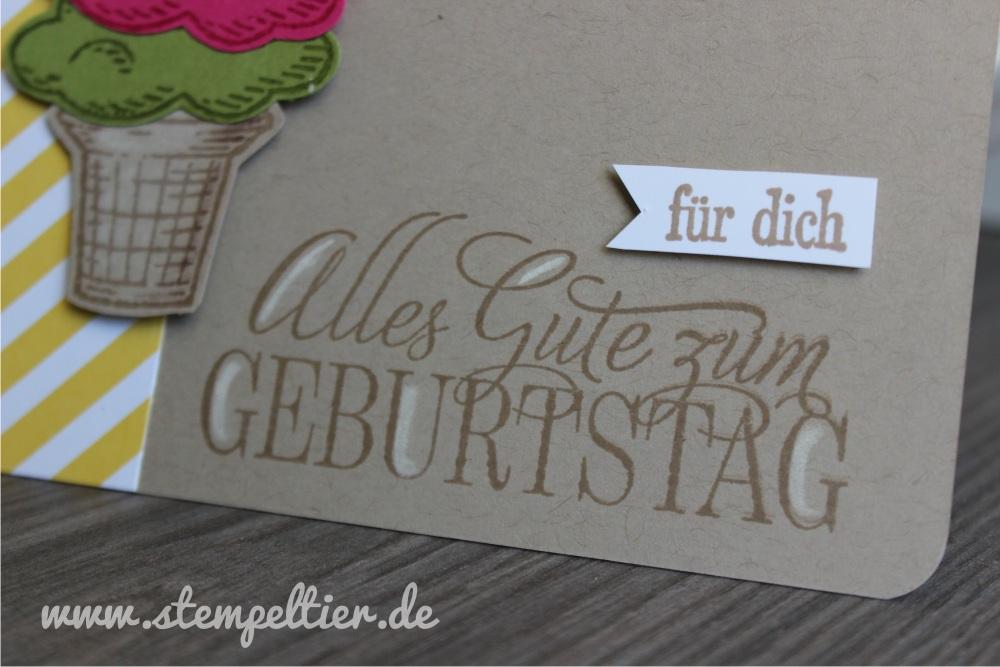 geburtstag stampin up Grußkarte card birthday gastgeber set 01