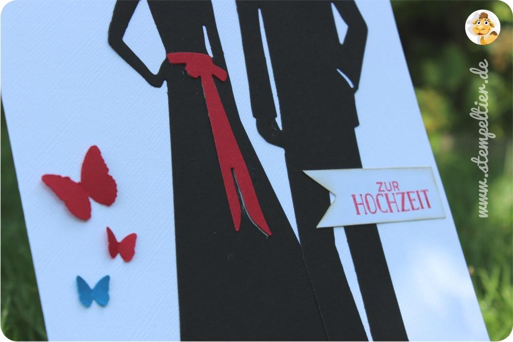 stampin up stempeltier Hochzeitskarte Hochzeit wedding Grußelemente