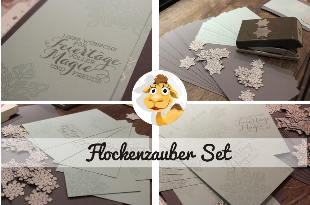 stampin up flockenzauber flurry of wishes winterkatalog 2015 schneeflocke snowflake stanze