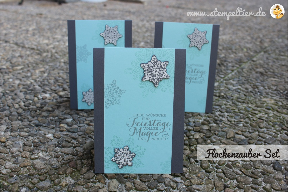 stampin up stempeltier flockenzauber flurry of wishes feiertage winterkatalog 2015 2