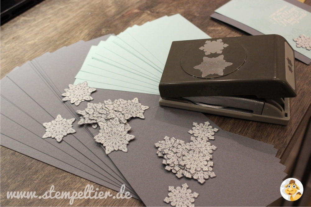 stampin up stempeltier flockenzauber flurry of wishes feiertage winterkatalog 2015 elementstanze