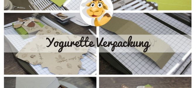 Yogurette Verpackung Anleitung How-to