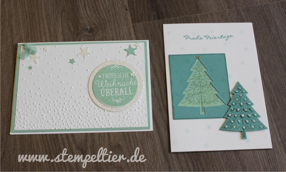 stampin up zwischen den zweigen tannenbaum christmas tree winter