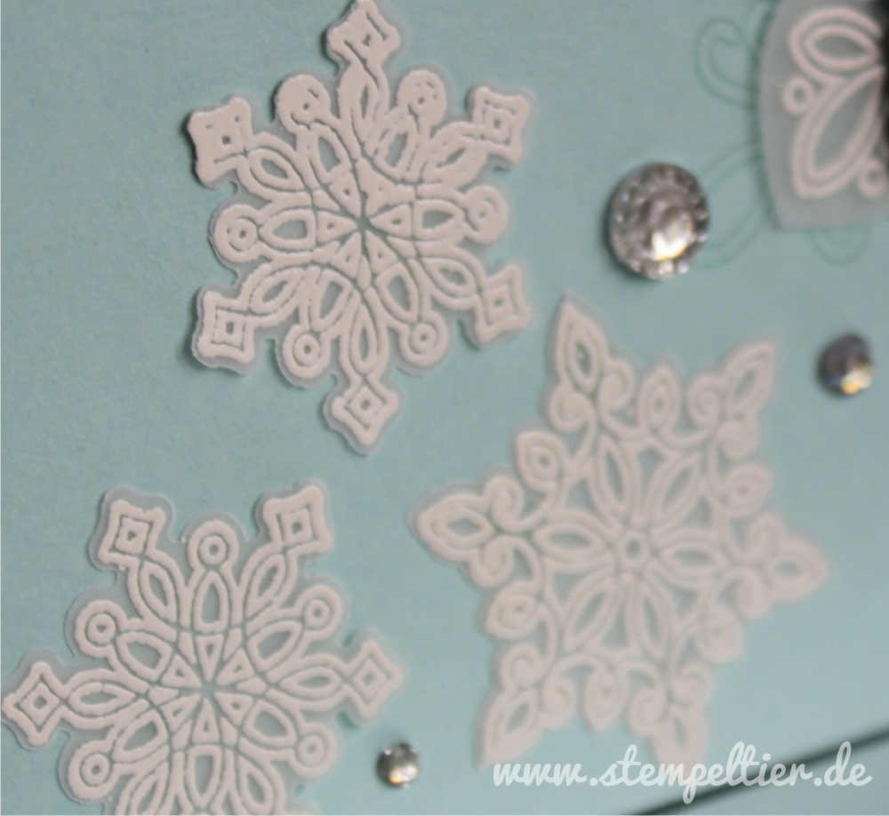 stampin up stemepltier flockenzauber schneeflocken winter snowflakes flurry of wishes detail