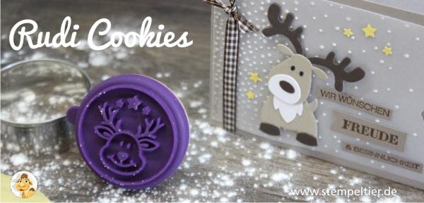 stampin up stempeltier rudi rentier cookies kekse keksstempel backen plätzchen reindeer marianne designs preview