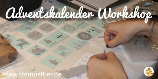 Adventskalender Workshop