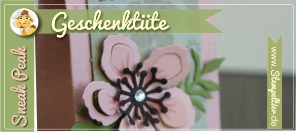 Geschenktüte – liebevoll botanisch verpackt