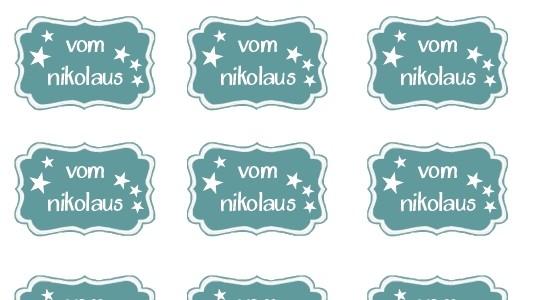 Nikolaus Freebie