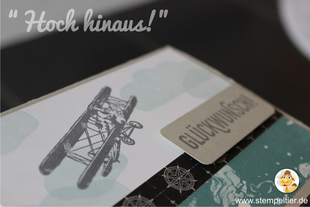 stampin up stempeltier hoch hinaus SAB saleabration occasion catalogue hoch hinaus the sky is the limit 1
