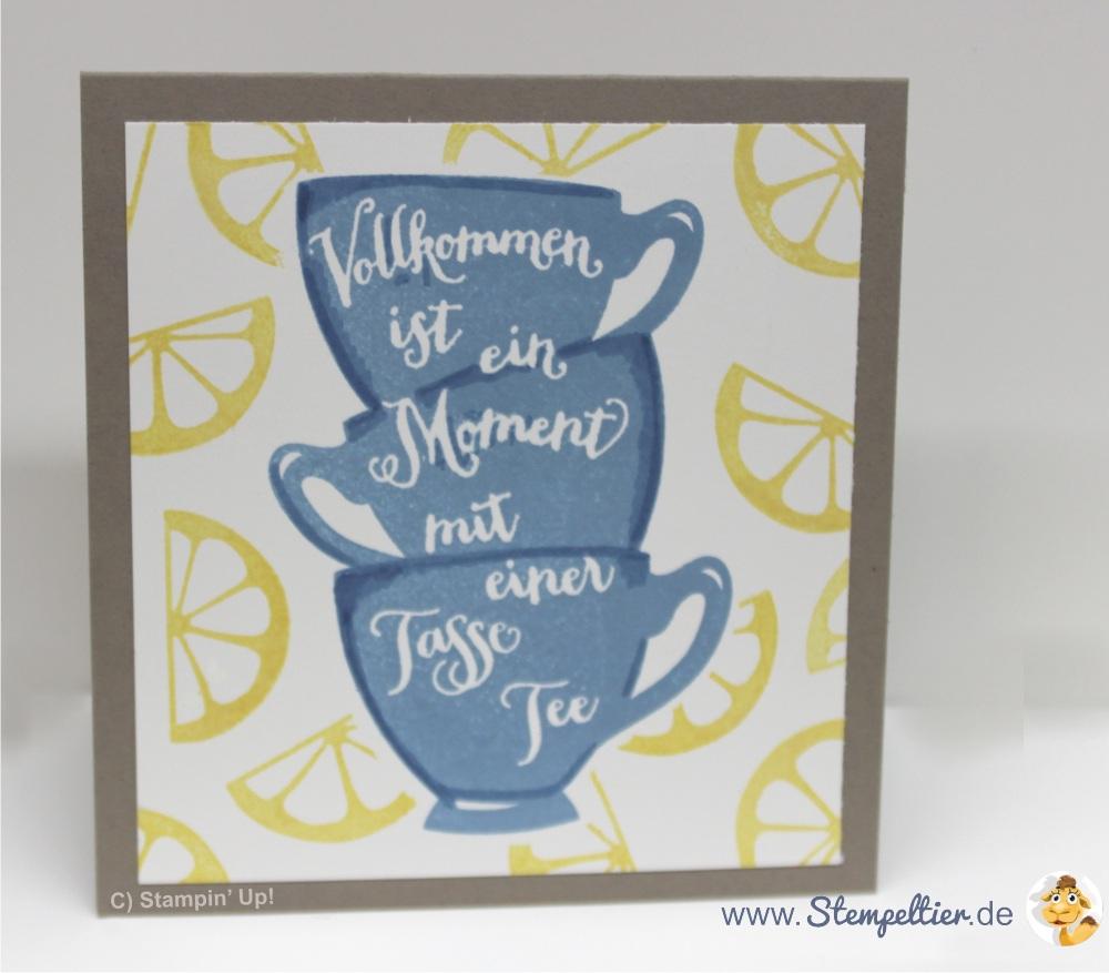 stampin up vollkommene momente have a cuppa tea Tee anleitung tutorial frühjahr sommerkatalog SAB saleabration 2016