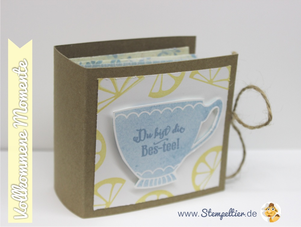 stampin up vollkommene momente have a cuppa tea Tee anleitung tutorial frühjahr sommerkatalog SAB 2016