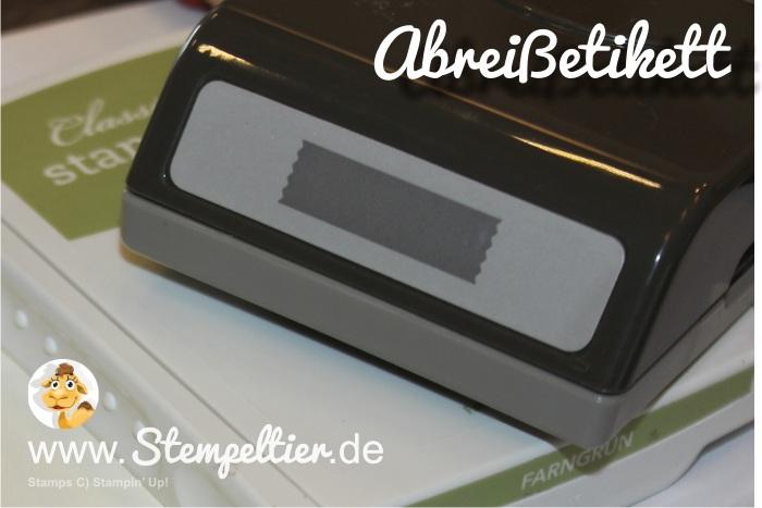 stampin up abreißetikett stanze washi tape stempeltier