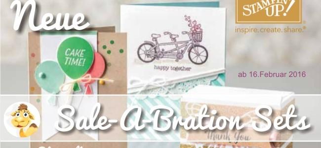 Neue Sale-a-Bration Artikel 2016 – Halbzeit
