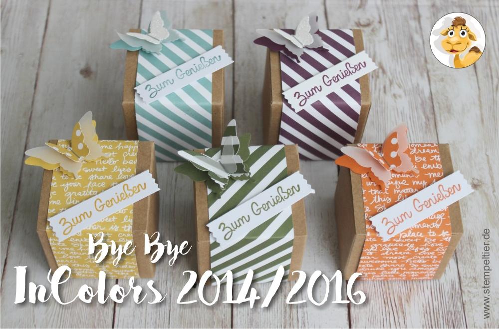 stampin up incolors 2014 2016 geschenk goodie verpackung schmetterling zum genießen stempeltier 1
