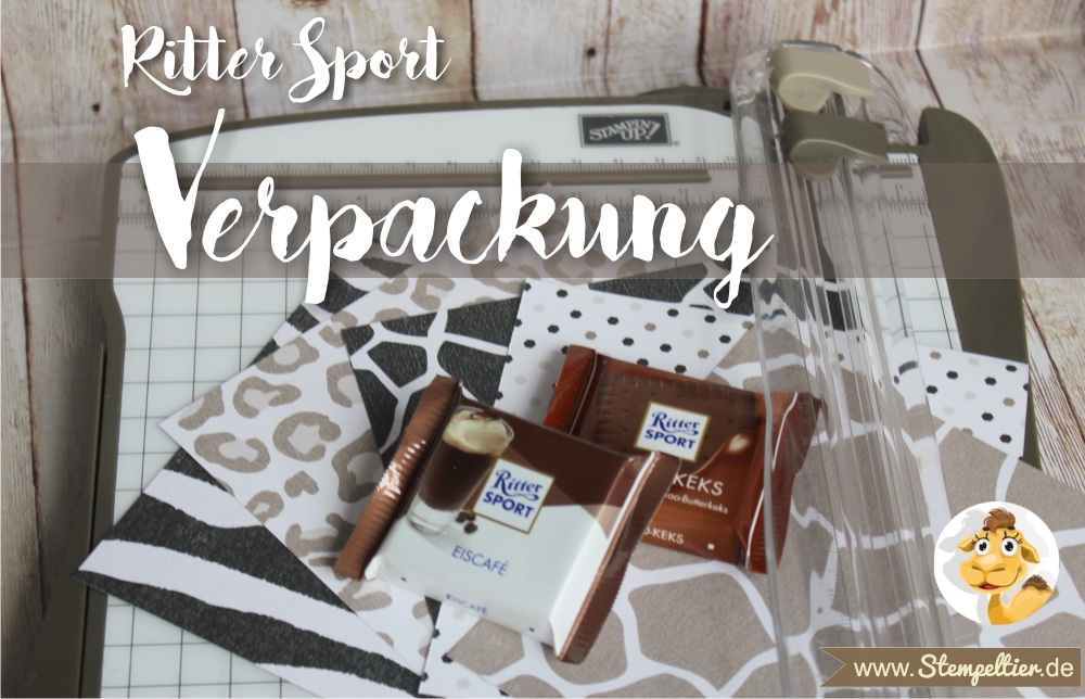 stampin up verpackung ritter sport EPV envelope punch board Umschlag falzbrett Anleitung tutorial maße stempeltier einfach tierisch