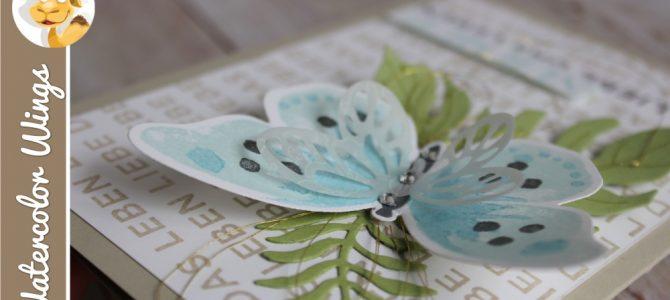 Schmetterling macht Mut – Liebe das Leben