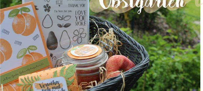 Fresh Fruit – Pfirsich Geschenk im Glas