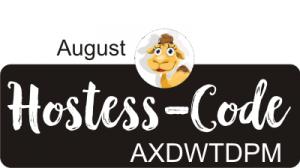 hostess code stampin up stempeltier