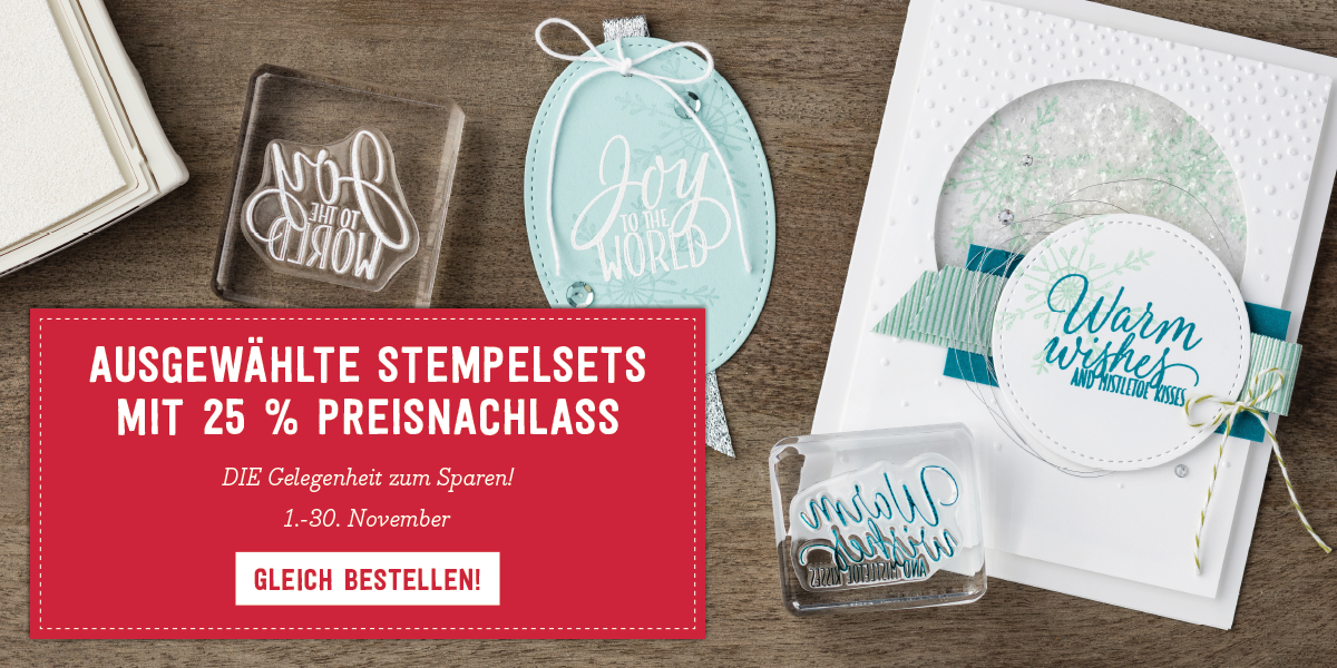 stampin up angebot november 2016 stickerei sparen