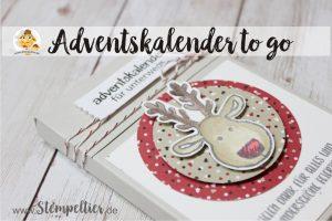 adventskalender to go stampin up weihnachten verpacken blog stempeltier anleitung maße zuckerstangenzauber ausgestochen weihnachtlich
