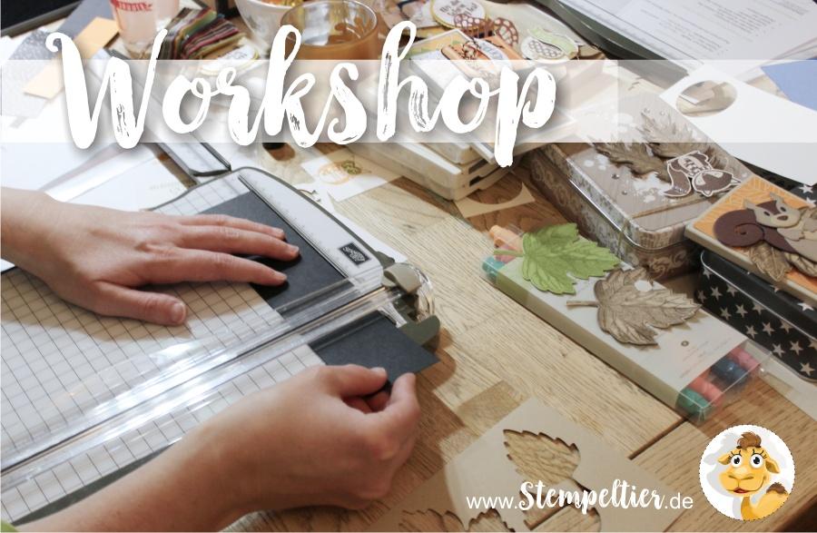 stampin up blog workshop papierschneider beim Stempeltier kaufbeuren kempten landsberg