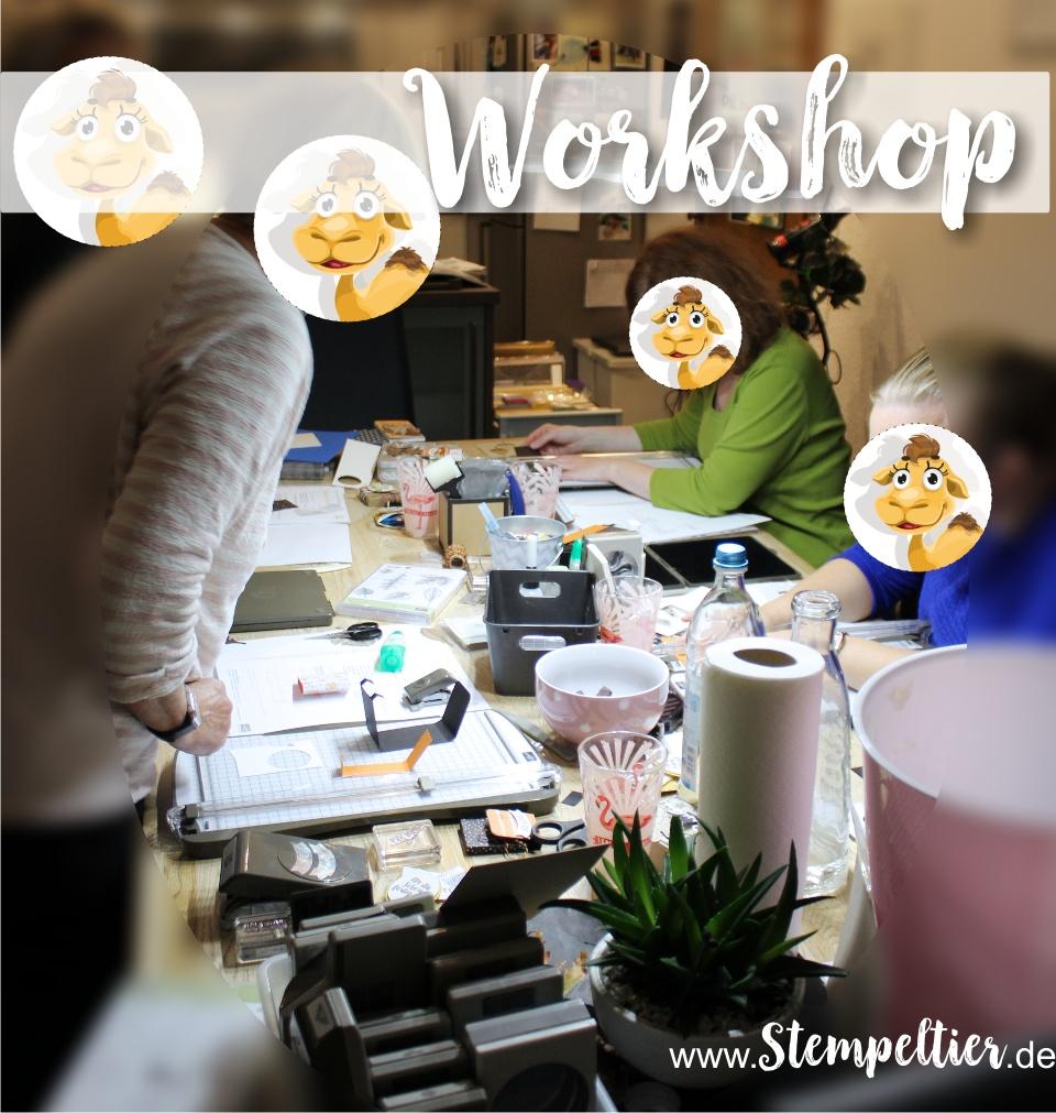 workshop stampin up stempelparty herbst weihnachten stempeltier kaufbeuren landsberg kempten
