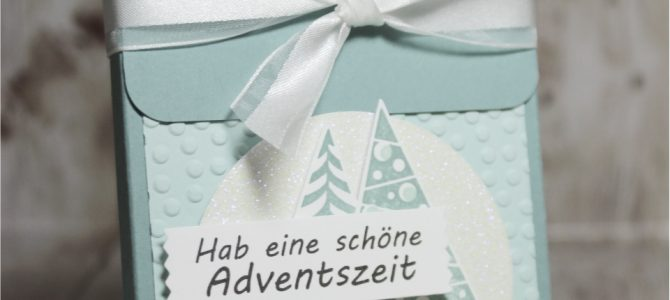 Adventskalender to go II