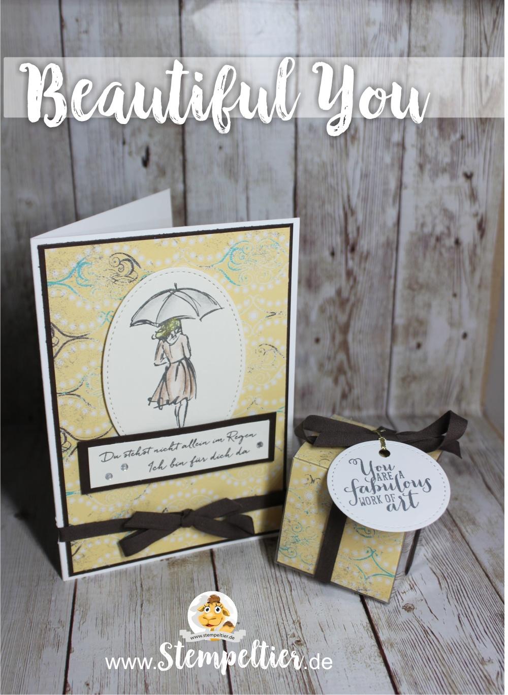 stampin up encouragement beautiful you cupcakes and carrussels stempeltier regen aufmunterung international bloghop