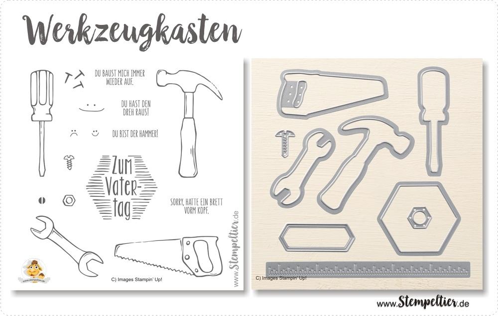 stampin up werkzeugkasten hammer tools werkzeuge handwerker diy handyman baumeister stempeltier blog build it frameltis