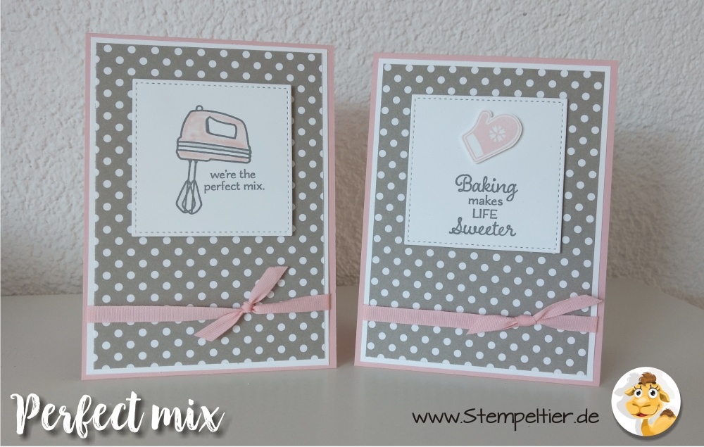 stampin up occasions 2017 perfect mix backen stempeltier blog