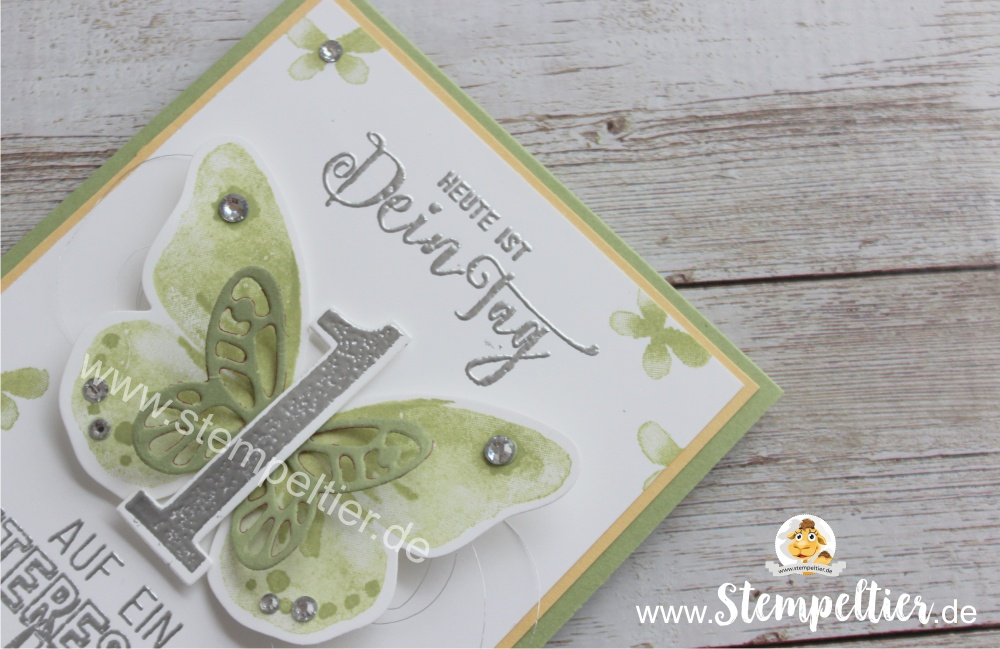 stampin up sale a bration 2017 geburtstag karte schmetterling watercolor wings stempeltier