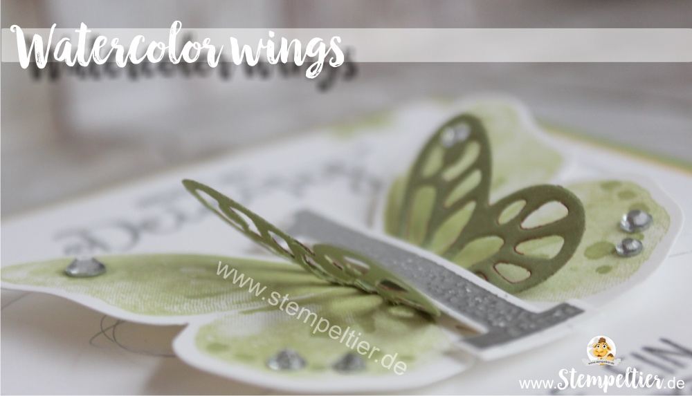 stampin up watercolor wings schmetterling butterfly ballonparty so viele jahre geburtstag blog stempeltier