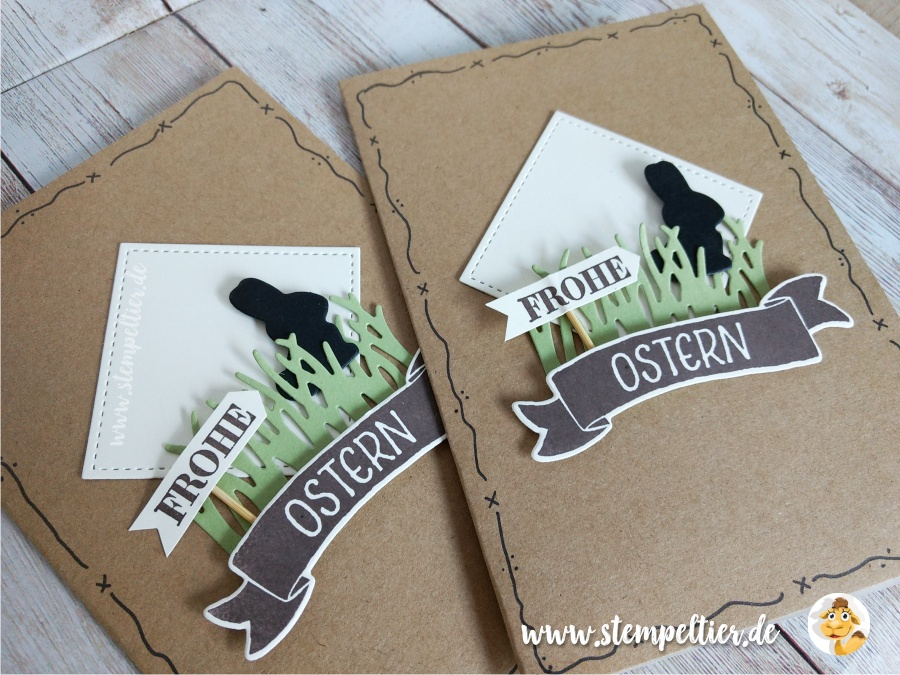 stampin up easter ostern osterkarte hase osterkörbchen blog stempeltier occasions 2017 bunny