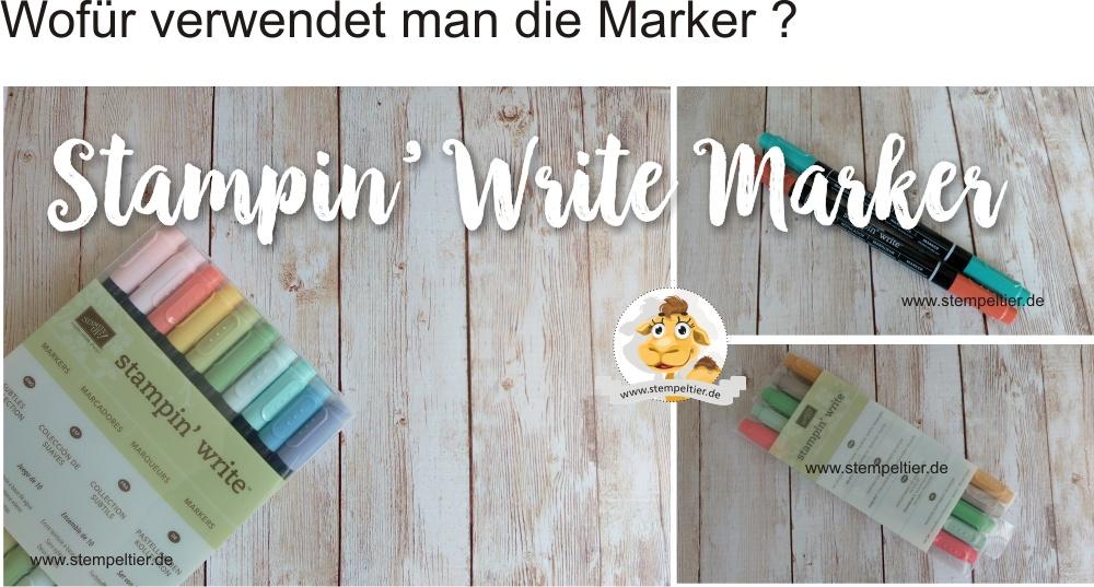 stampin write marker stifte colorieren stempel einfärben stampin up bestellen blog stempeltier