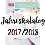 jahreskatalog 2017 2018 Stampin up bestellen kostenlos