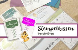 stampin up blog stempelkissen beschriften aufbewahrung ink pads stempeltier tipp label