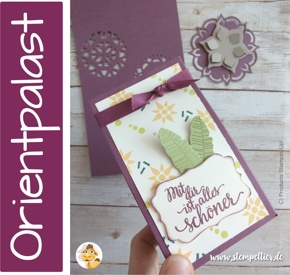 stampin up orienpalast eastern palace sneak peek preview stempeltier 2017