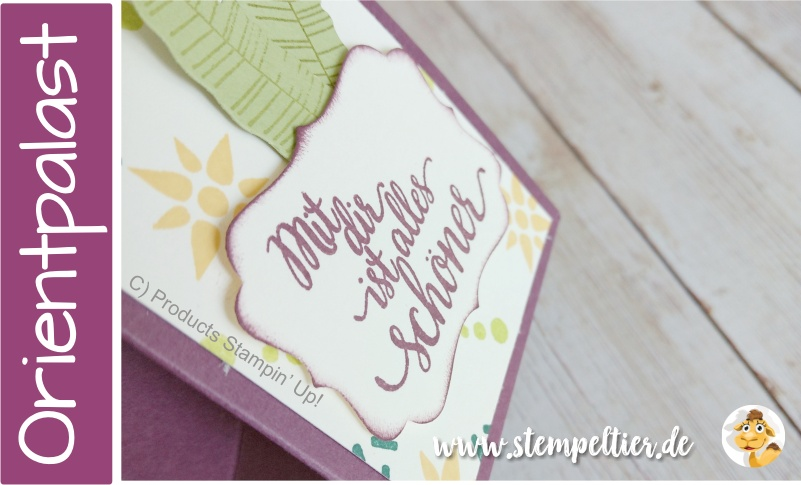 stampin up orienpalast eastern palace sneak peek preview stempeltier