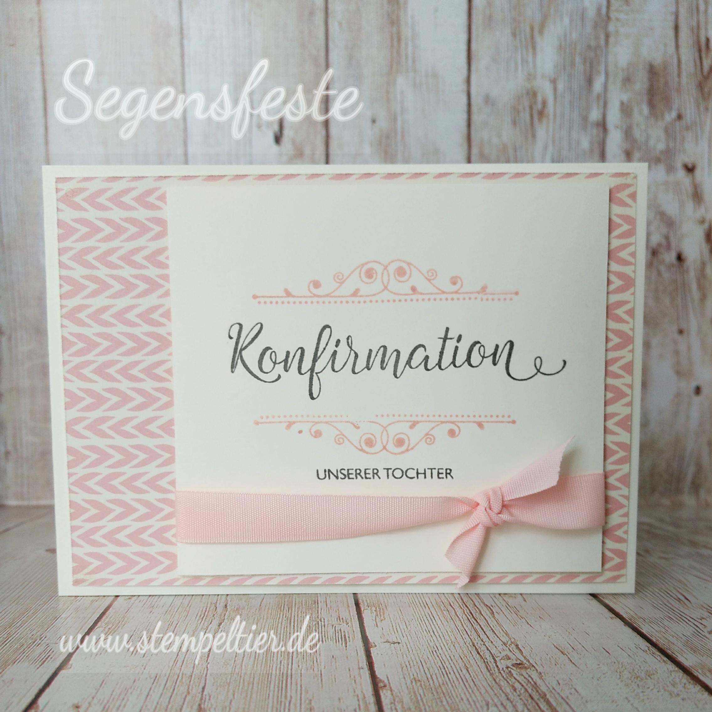 stampin up segensfeste konfirmation baby bundle of love dsp inspired events