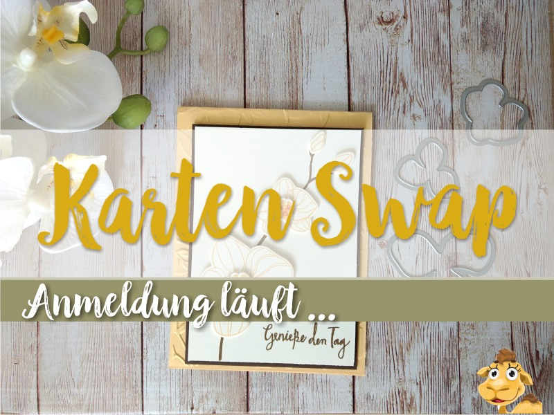 stampin up blog karten swap tausch stempeltier