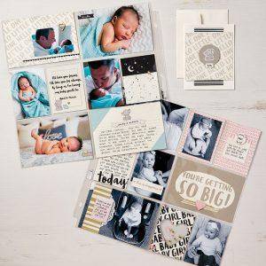 memories and more baby erinnerungen und mehr stampin up fotoalbum
