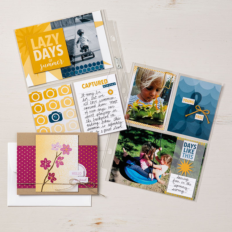 memories and more color theory erinnerungen und mehr stampin up scrapbooking