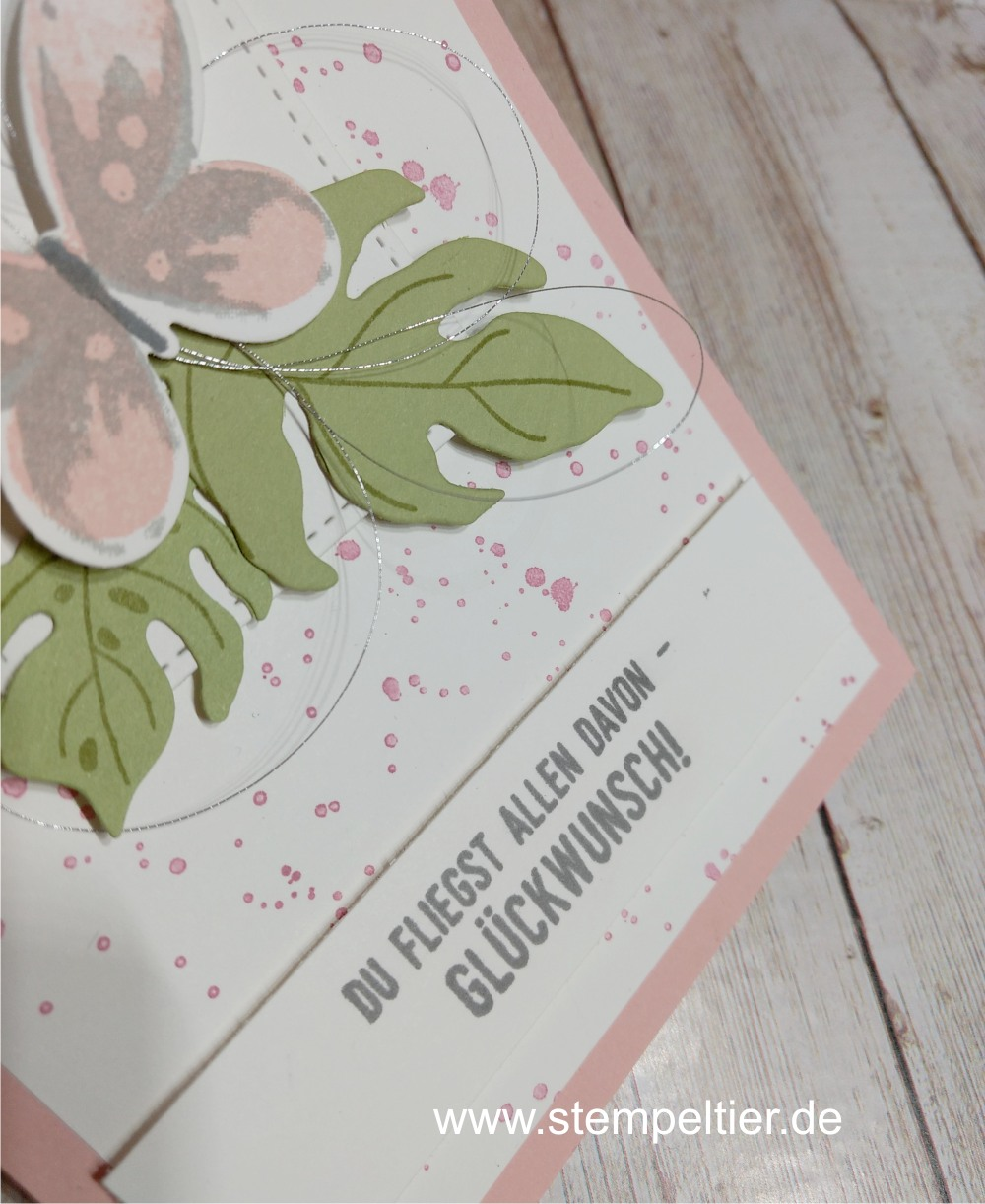 stampin up watercolor wings schmetterling thinlit botanical blooms team stempeltier abgehoben