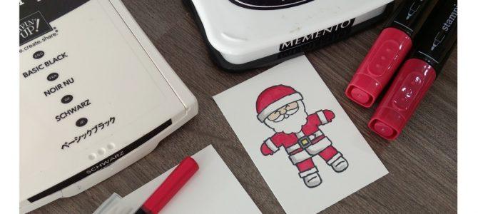 Das ROT vom Nikolaus