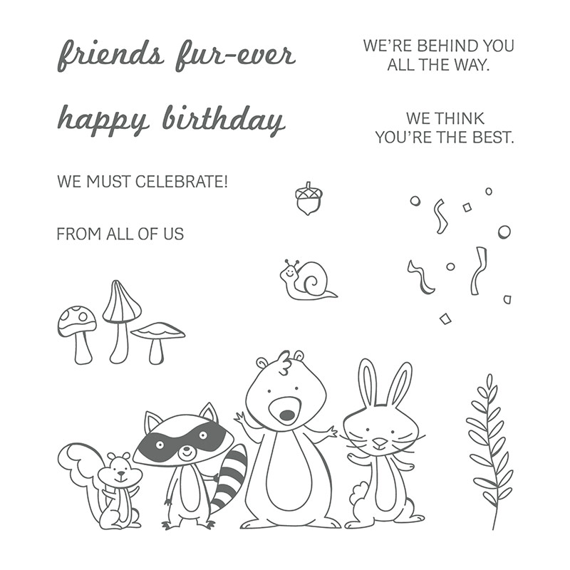 145898G we must celebrate stampin up