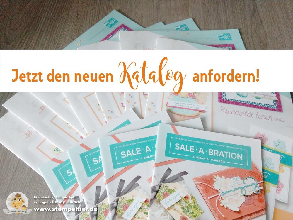 stampin up occasions SAB 2018 Katalog gratis kostenlos anfordern bestellen stempeltier