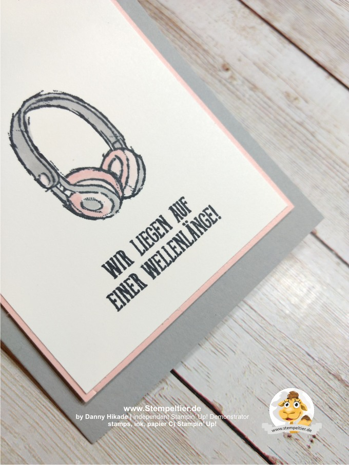 stampin up sab echt cool headphones musik gutschein stempeltier