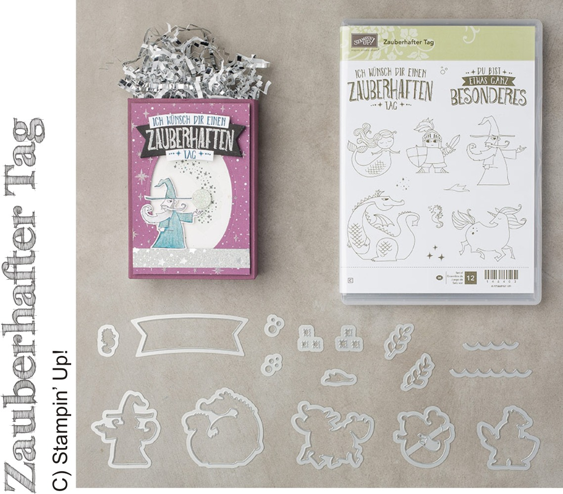 147735G zauberhafter tag stampin up sparset